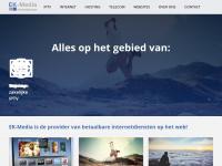 EK-Media | Internet, Hosting, Telecom, Websites en Back-up diensten