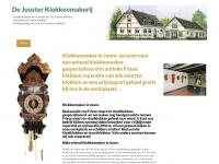 Klokkenmaker-Restauratie van antieke Friese staart en Stoel klokken rijkserkend ,eigen schildersatelier. | Jouster Klokkenmakerij