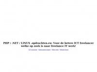 PHP / .NET / LINUX .opdrachten.eu - Voor de betere freelancer!