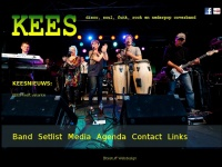 K-e-e-s.nl - K-E-E-S – coverband