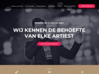 artiestenwebsites.nl