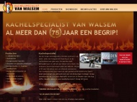 Kachelspecialist.nl - Van Walsem | De Kachelspecialist in Rhenen