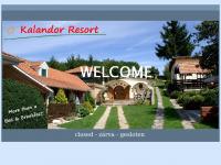 Kalandor.nl - Kalandor Resort - Méér dan een Bed & Breakfast