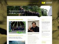 Kamerkoormaastricht.nl - Home | Kamerkoor Maastricht