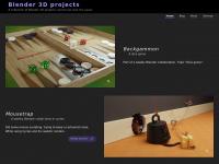Kamper GUI, ontwerp en realisatie internet