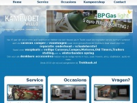 Kampvoet.nl - This domain name has been registered with DomRaider.com