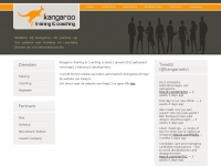 Kangaroo-tc.nl - Kangaroo Training & Coaching is gefuseerd met Kaap11 learning & development | Kangaroo Training & Coaching - Dé specialist in recruitment training en coaching