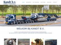Kandtbv.nl - Welkom op de site van Kandt Aannemings- en Funderingsbedrijf BV