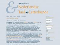 Tijdschrift voor Nederlandse Taal- en Letterkunde