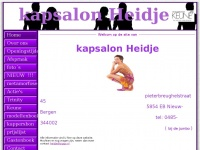 kapsalonheidje.nl