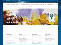praktijk voor Klassieke Homeopathie