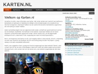 Karten.nl - Alles over karten en karting