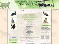 Kattenhoteldotje.nl - Welkom bij kattenhoteldotje.nl