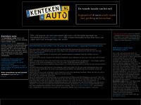 Kentekenauto.nl - kenteken auto - Alles wat u wilt weten van een kenteken
