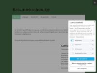 Keramiekschuurtje.nl - Keramiekschuurtje - De website van urnandmore!