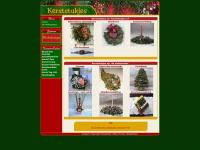 KerstmisOnline / Kerststukjes ~De gezelligste kerstmis site~