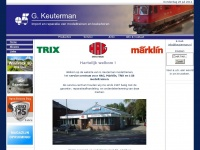 Keuterman Veldhuis |  Wintrack | Modeltreinen en toebehoren |