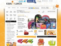 Kidsatlunch.nl - The shop is closed