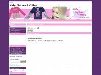 Kidsclothescoffee.nl - Kids, Clothes & Coffee