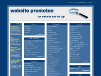 websitepromoten.be
