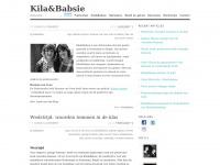 Kilababsie.nl - Kila&Babsie