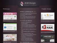 KiM Design - Kim Vlaardingerbroek - Freelance Webdesign & Graphic Design