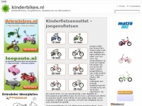 Kinderbikes.nl - Shared IP