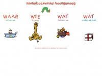 kinderboekwinkelnooitgenoeg.nl