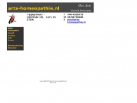 arts-homeopathie.nl