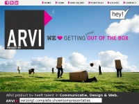 Arvi.nl - Home - ARVI product bv