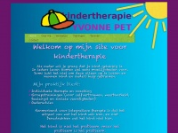 kindertherapieyvonnepet.nl