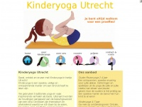 kinderyoga-utrecht.nl