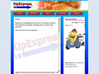 Kipexpress.nl - Restaurant - Home Page - Kipexpress
