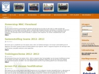 MHC Flevoland - Home