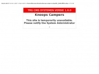 Knoopscampers.nl - Suspended Domain