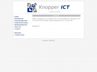 Knopper-ict.nl - Knopper ICT: Home