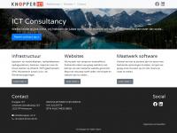 Knopper-ict.nl - Knopper ICT: Home