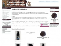 Koffieplein.nl - Home page