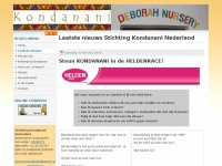 http://www.kondanani.nl - Early Learning Centre