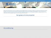 Klimaat beheersing bij Könst Klimaattechniek, klimaat oplossing, luchtkwaliteit, installatie airconditioning,  ventilatie,  koudetechniek, Ter Aar, aircounit luchtverversing luchtfilter