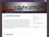 Koor Unisono – Gemengd Escharens koor