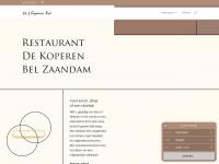 De Koperen Bel – Al sinds 1976 is De Koperen Bel een begrip in de Zaanstreek. Niet alleen als café maar ook als restaurant is De Koperen Bel bekend.