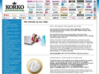 Algemene Instellingen - Korko | ADVERTEER VOOR HET GOEDE DOEL