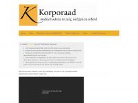 Korporaad.nl - Korporaad