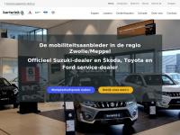Autobedrijf Korterink: uw ŠKODA- en Suzukidealer. | Autobedrijf Korterink