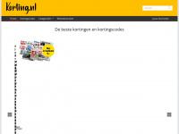 Korting.nl - Alle kortingen voor je op een rijtje gezet
