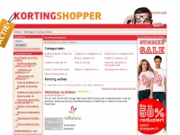 Kortingshopper.nl - 301 Moved Permanently