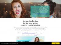 KORTINGVOORJARIGEN.NL | Verjaardagskorting voor Jarigen