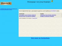 Kuijntjes.nl - Homepage, Joop Kuijntjes