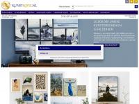 Kunst reproducties van KUNSTKOPIE.NL. Kunst en schilderijen op maat gemaakt